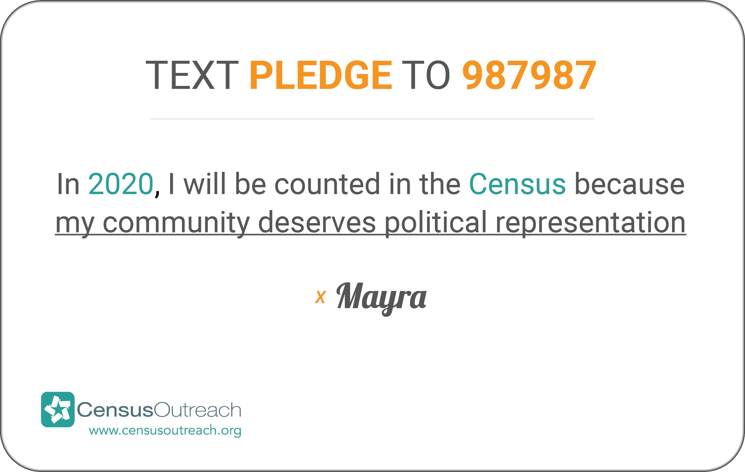 Community Motivator | Census Outreach