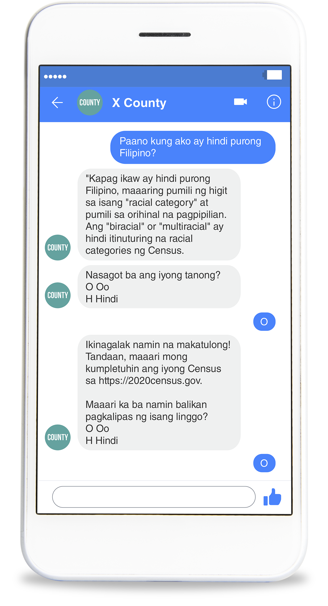 HelpDesk available on Facebook Messenger