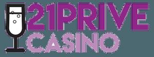 21 Prive Casino Get 100% unlimited deposit bonus.