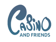 Casino And Friends Get 100% up to €300