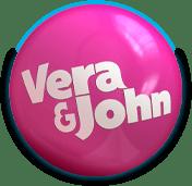 Vera & John Get 200% bonus + 100 Free Spins