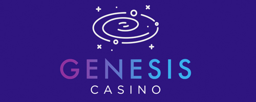 Genesis on first deposit 300 Free Spins + 100% deposit bonus