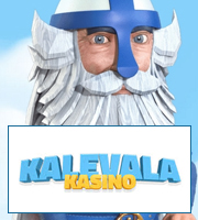 Get 20 Free Spins on signup on KALEVALA CASINO!