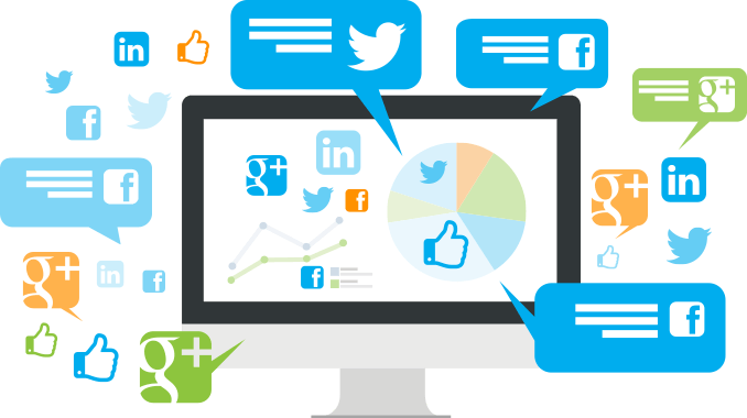 Social media marketing services for businesses