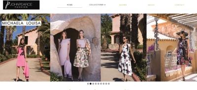JPF fashion website