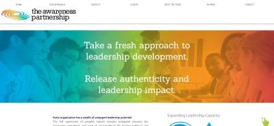The Awareness Partnership website