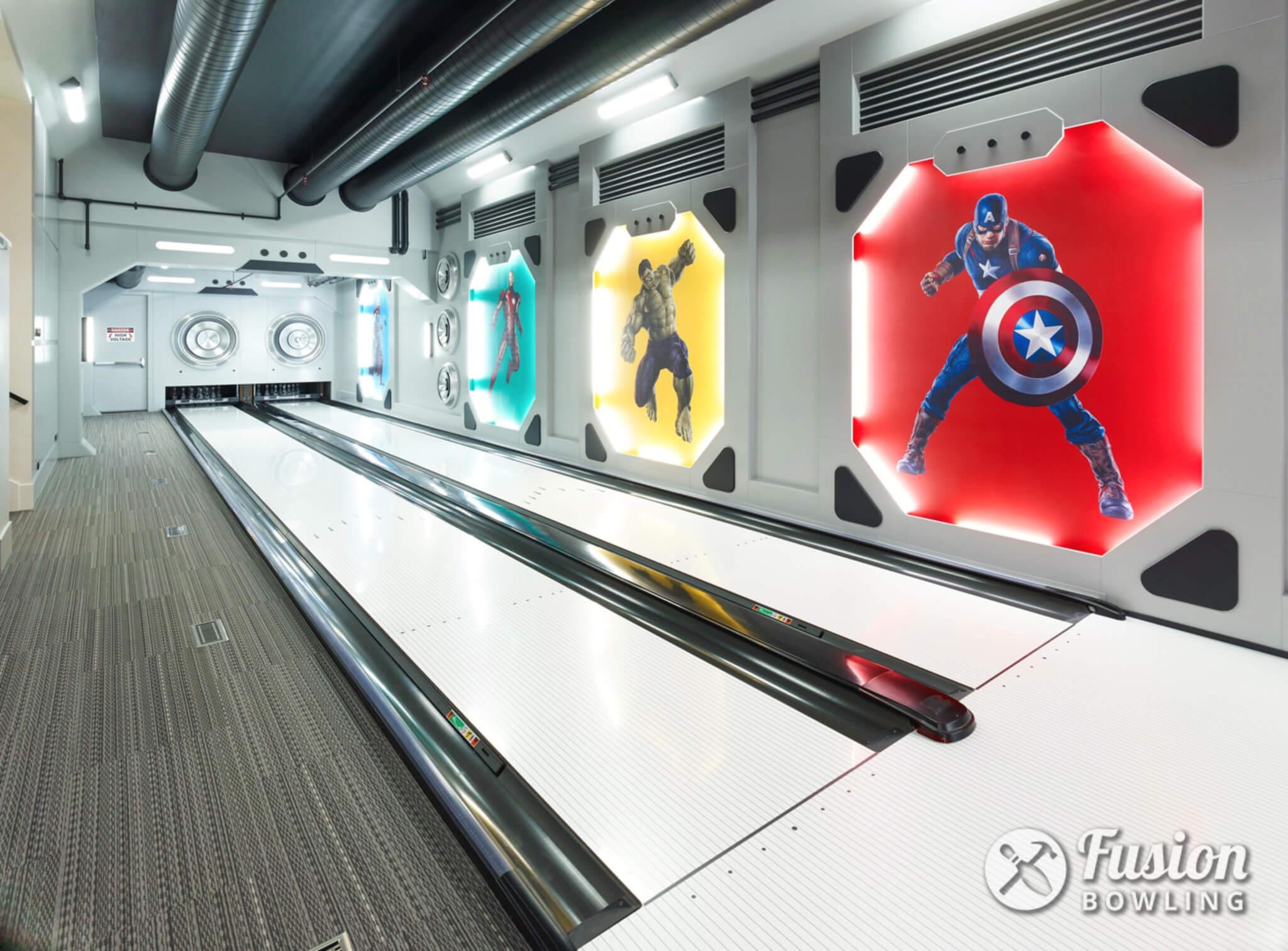 Super Hero Alley