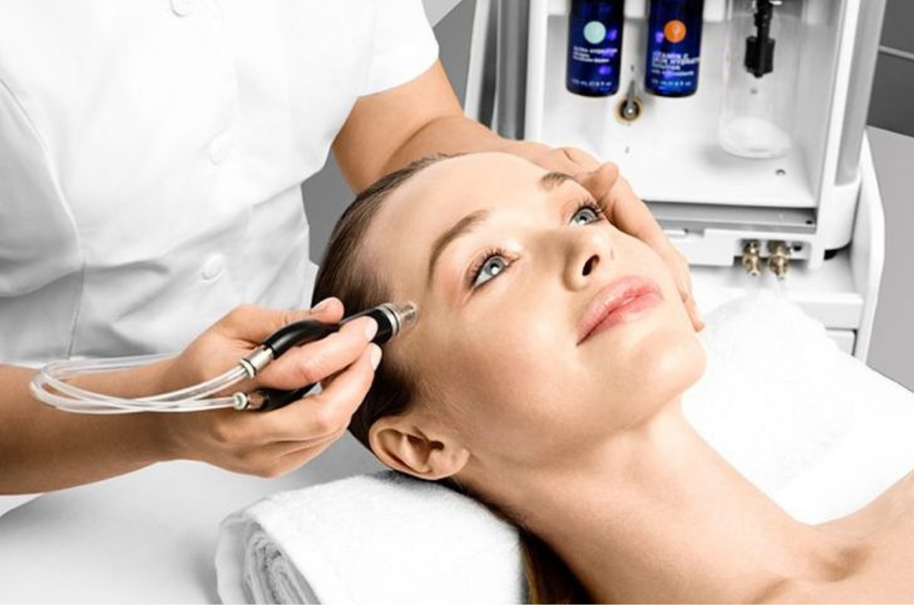 Dermalinfusion: The Serum-Infusing Vacuum for Your Skin