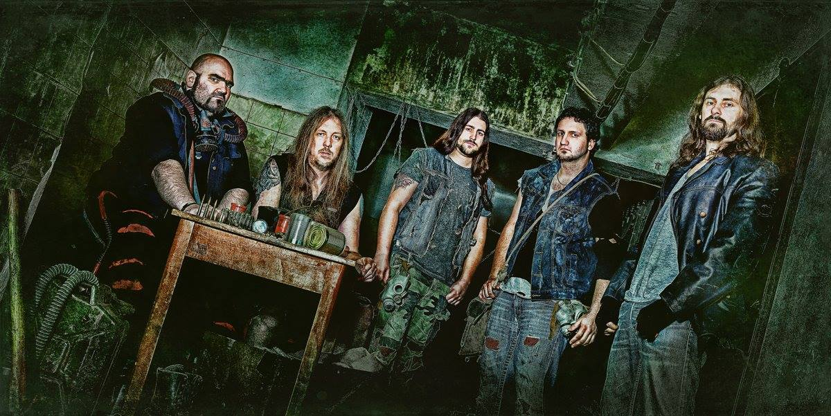 DYSTOPOLIS inks deal with Ram It Down!