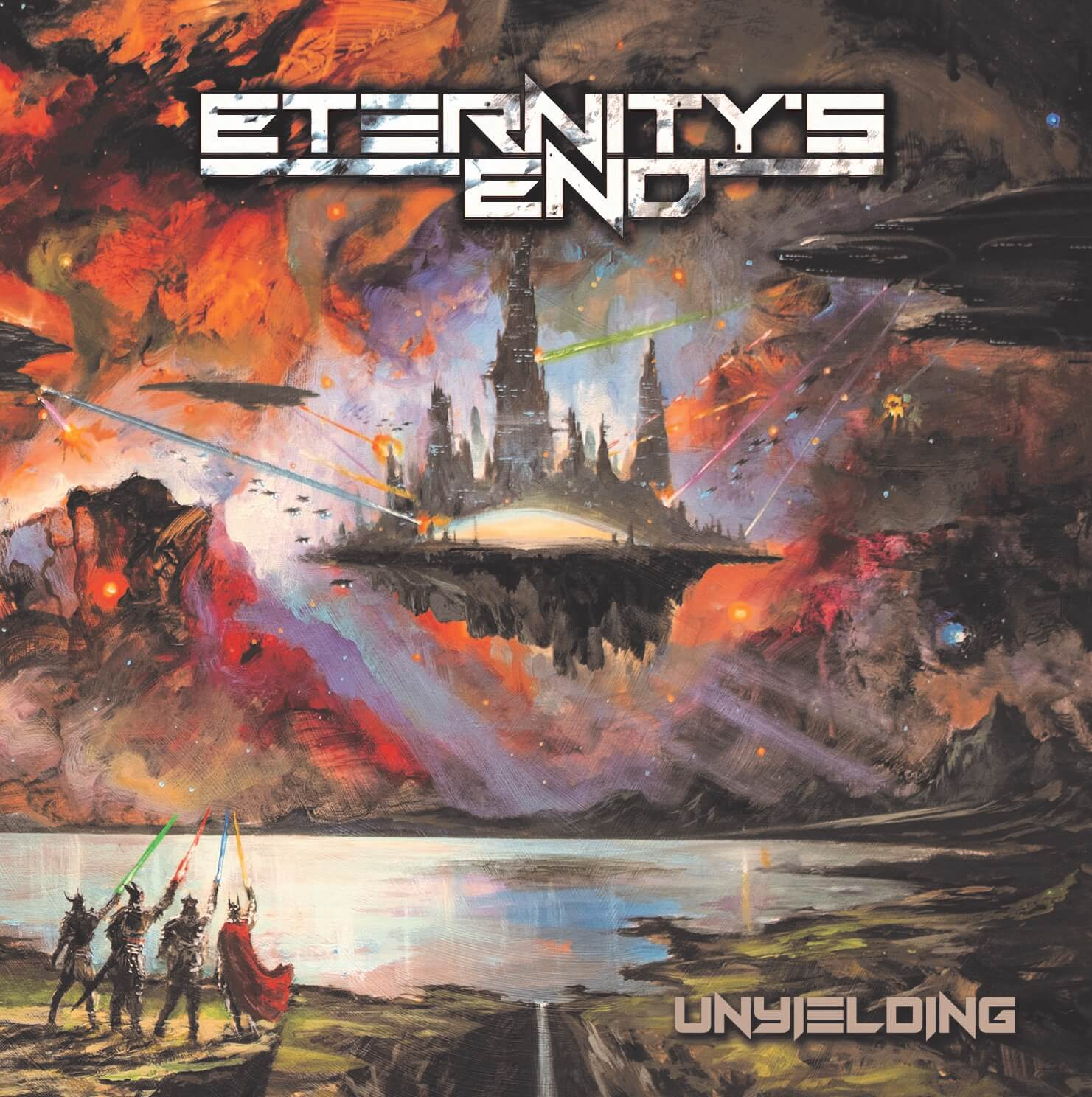 ETERNITY'S END join the roster of Ram It Down Records!