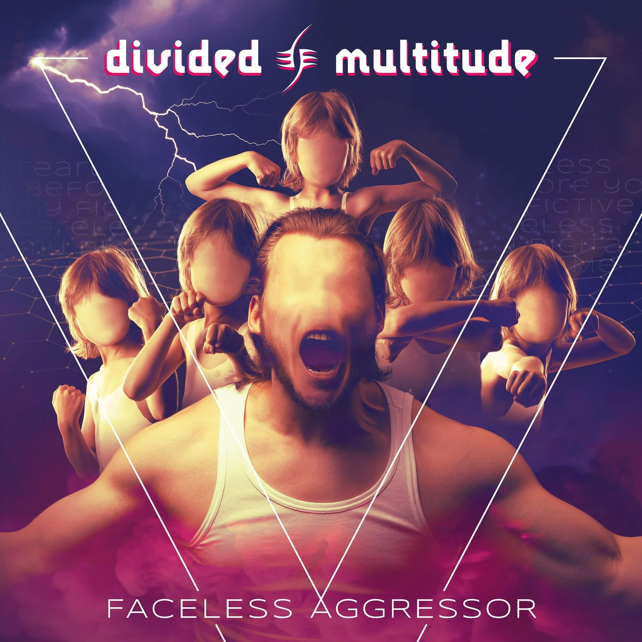 DIVIDED MULTITUDE unveil cover artwork and tracklist of upcoming album!