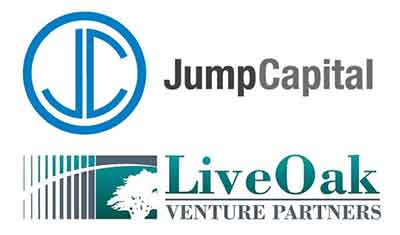 jump capital and live oak venture partners logos