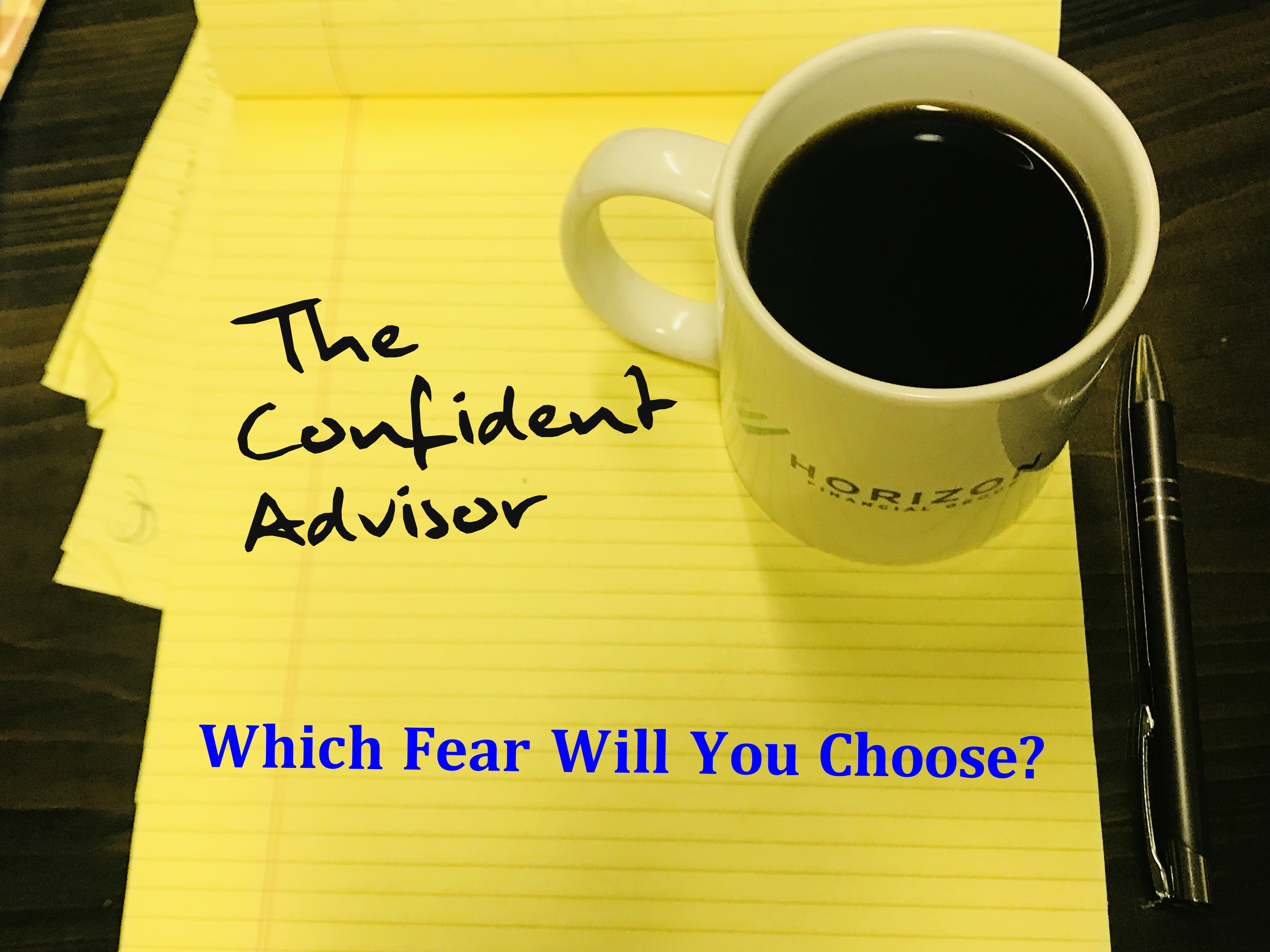 Which Fear Will You Choose?