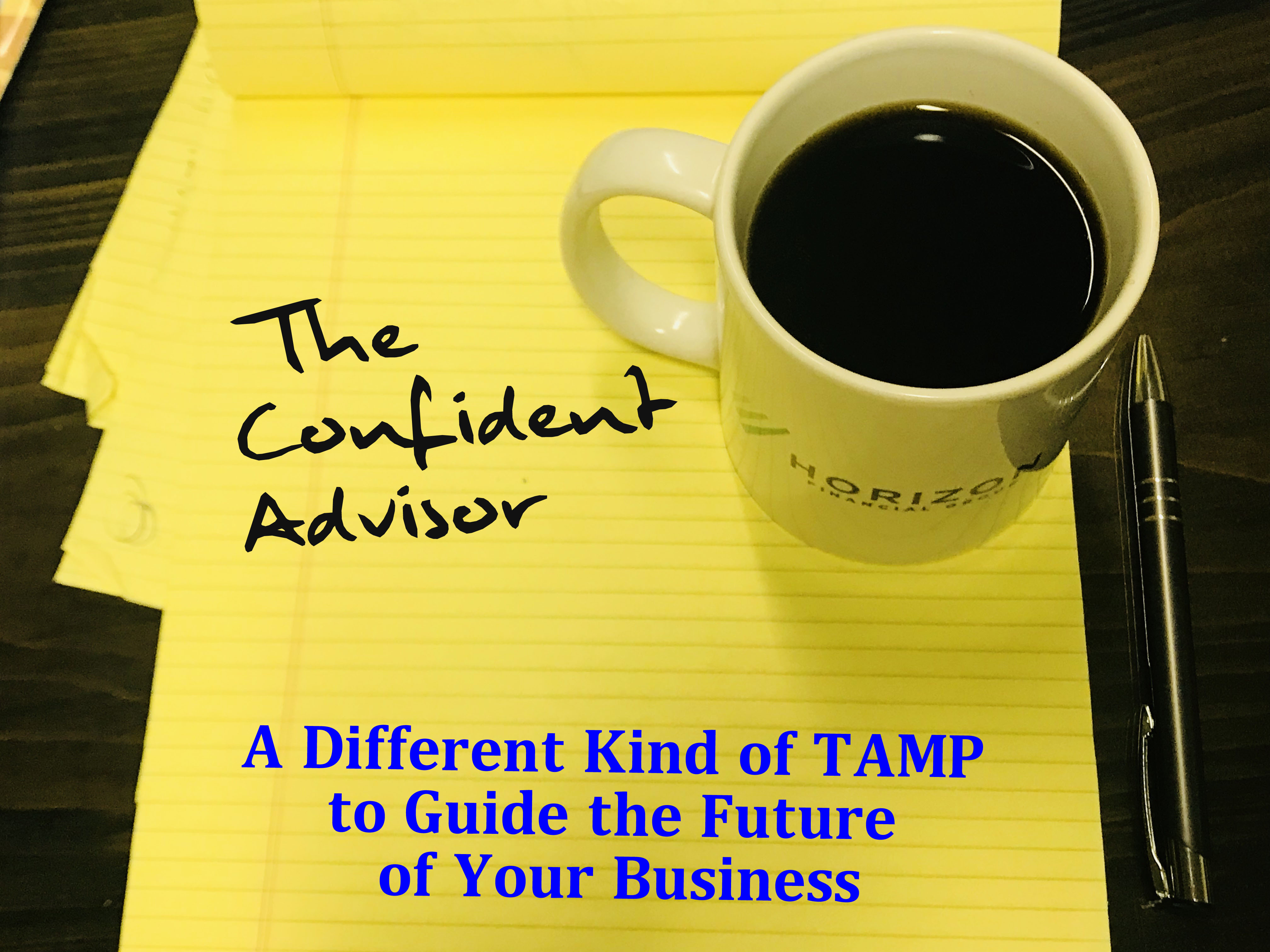 A Different Kind of TAMP to Guide the Future of Your Business
