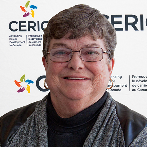 Portrait of Marilyn Van Norman, National Outreach & Innovation at CERIC