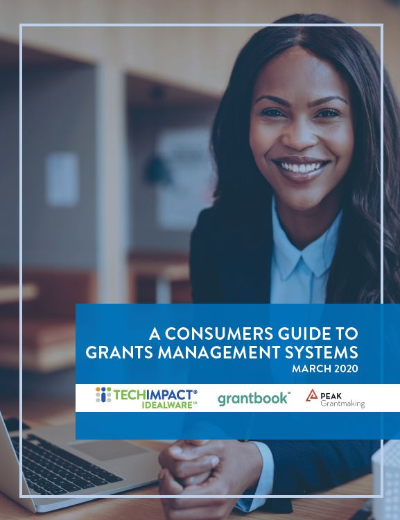 Guide to Grants Management Systems