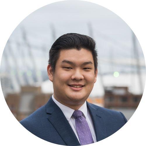 Joshua Fang: circular headshot