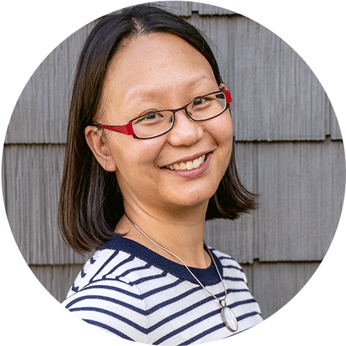 Jennifer Toh's headshot