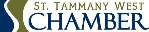 St. Tammany West Chamber Logo