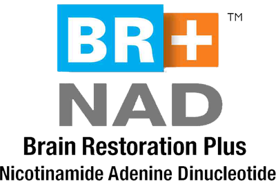 BR+NAD Brain Restoration Plus logo