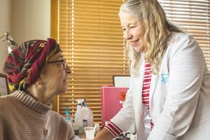 Brain Function Improvement Patient to Patient Care