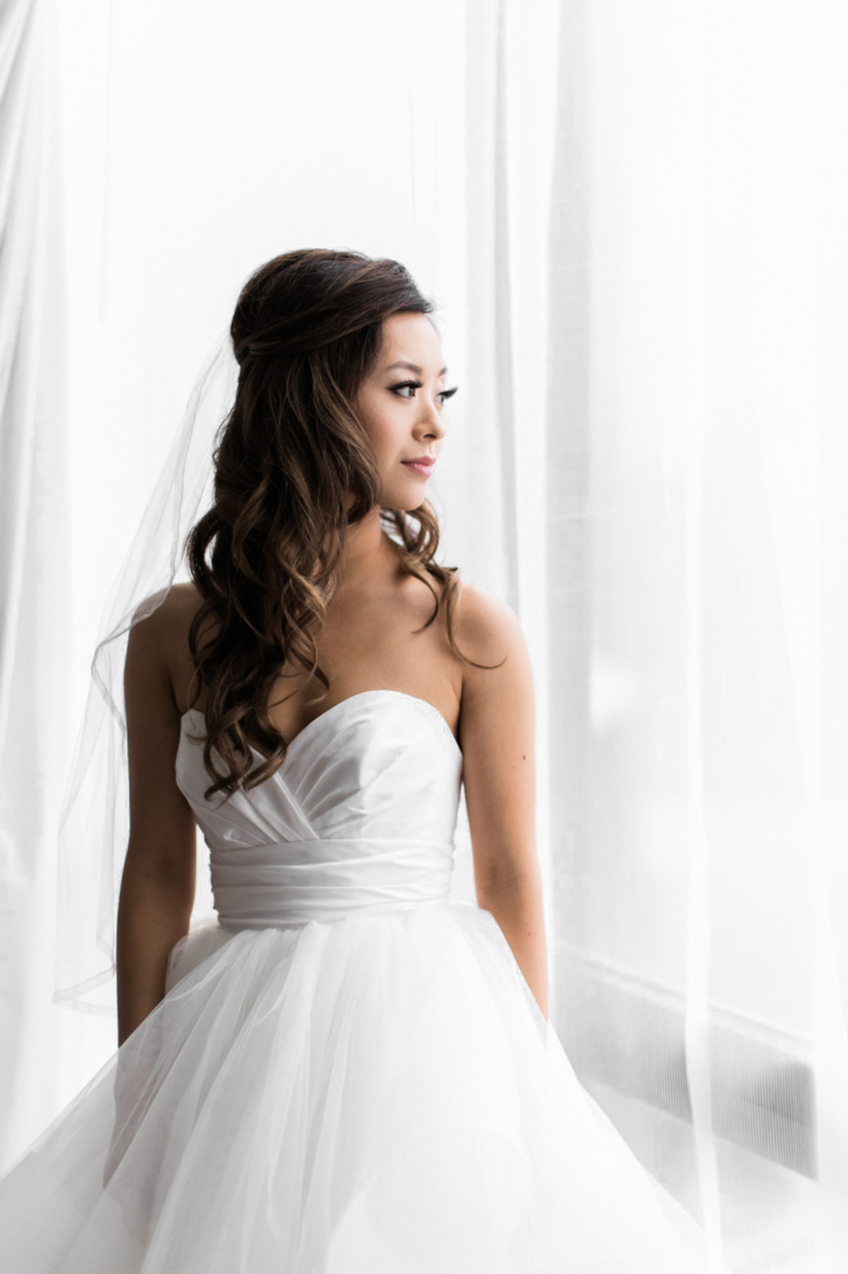 How To Photograph A Wedding Dress
