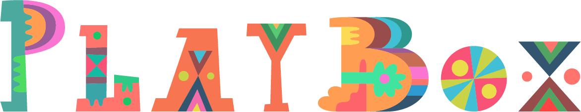 Playbox (OpenType-SVG font)