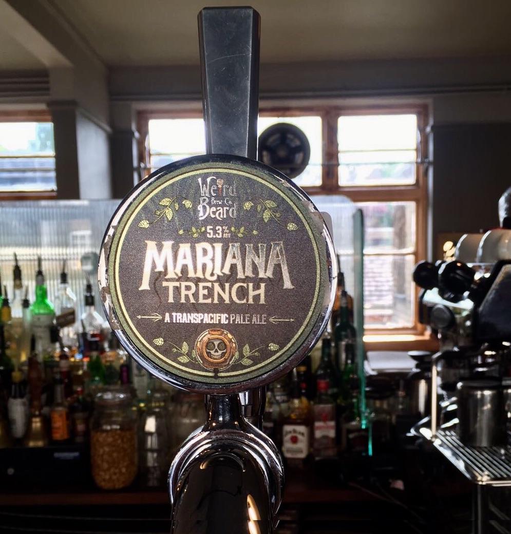 Marinara Trench