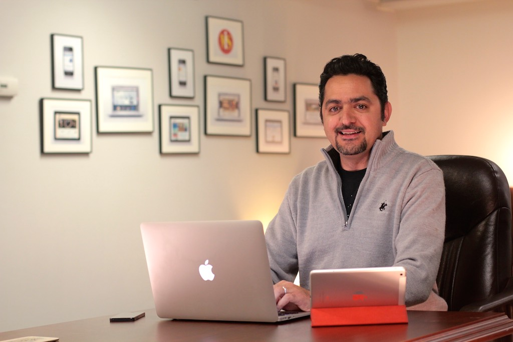 Karim Ardalan — Founder and President Albuquerque Web Design Company - MIS, Inc.