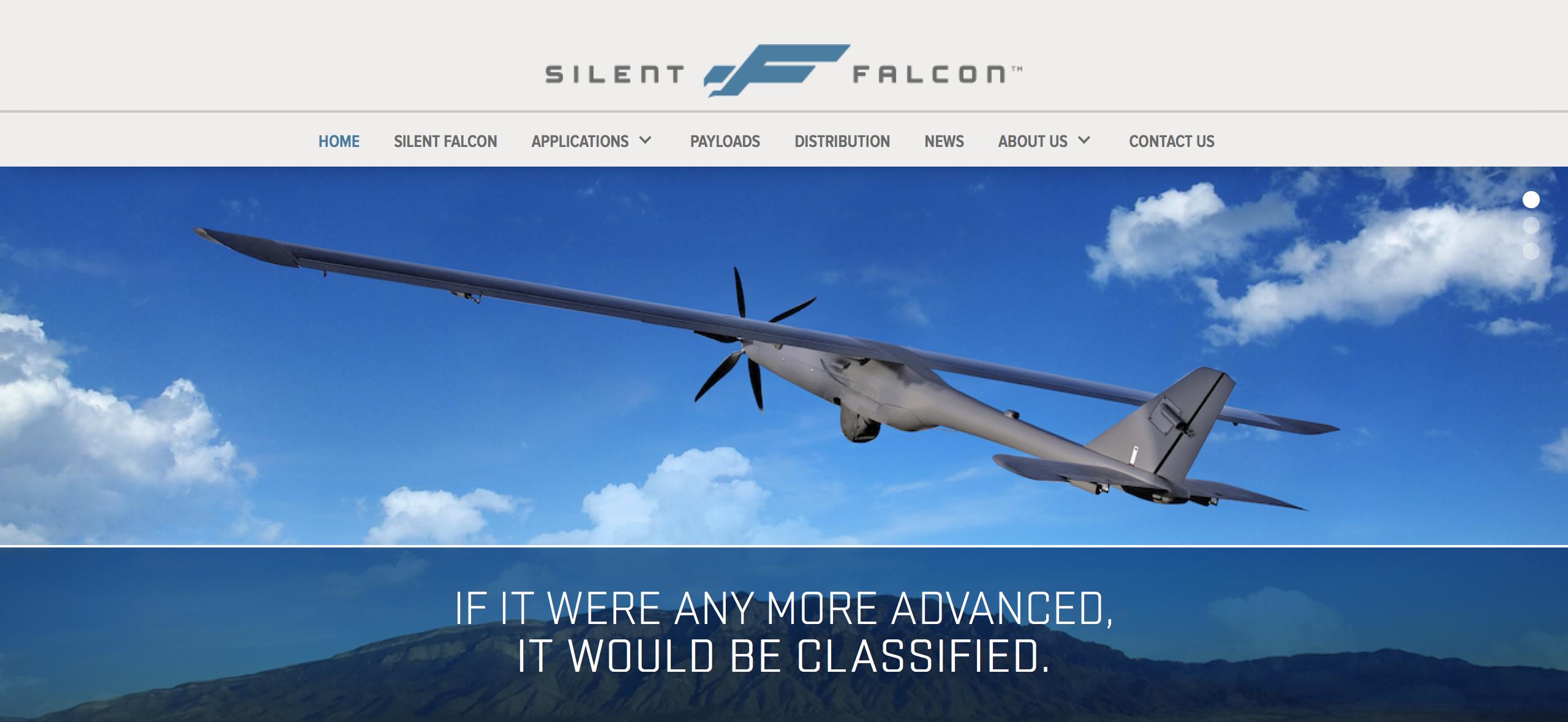 SilentFalconUAS.com