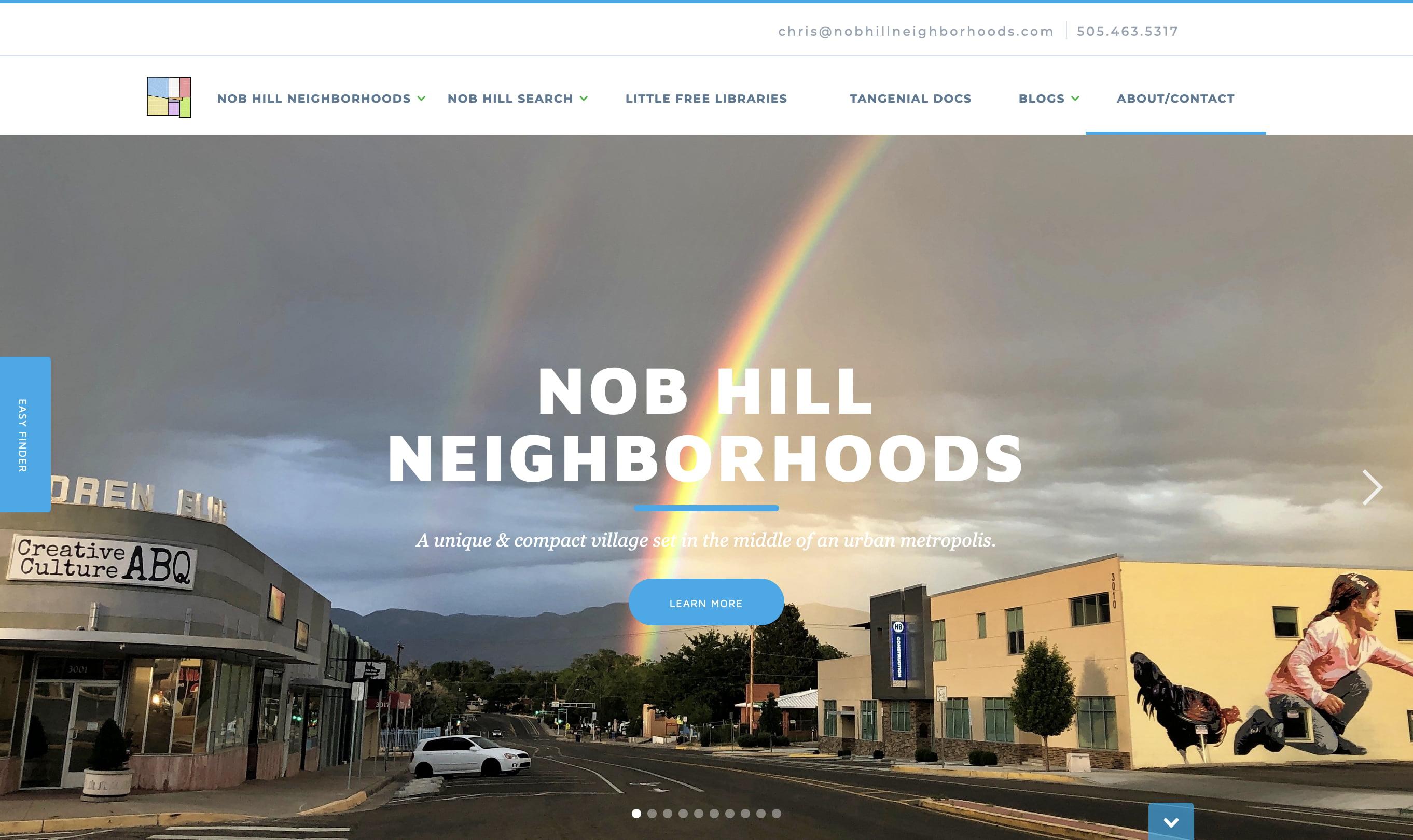 Nob Hill Neighborhoods