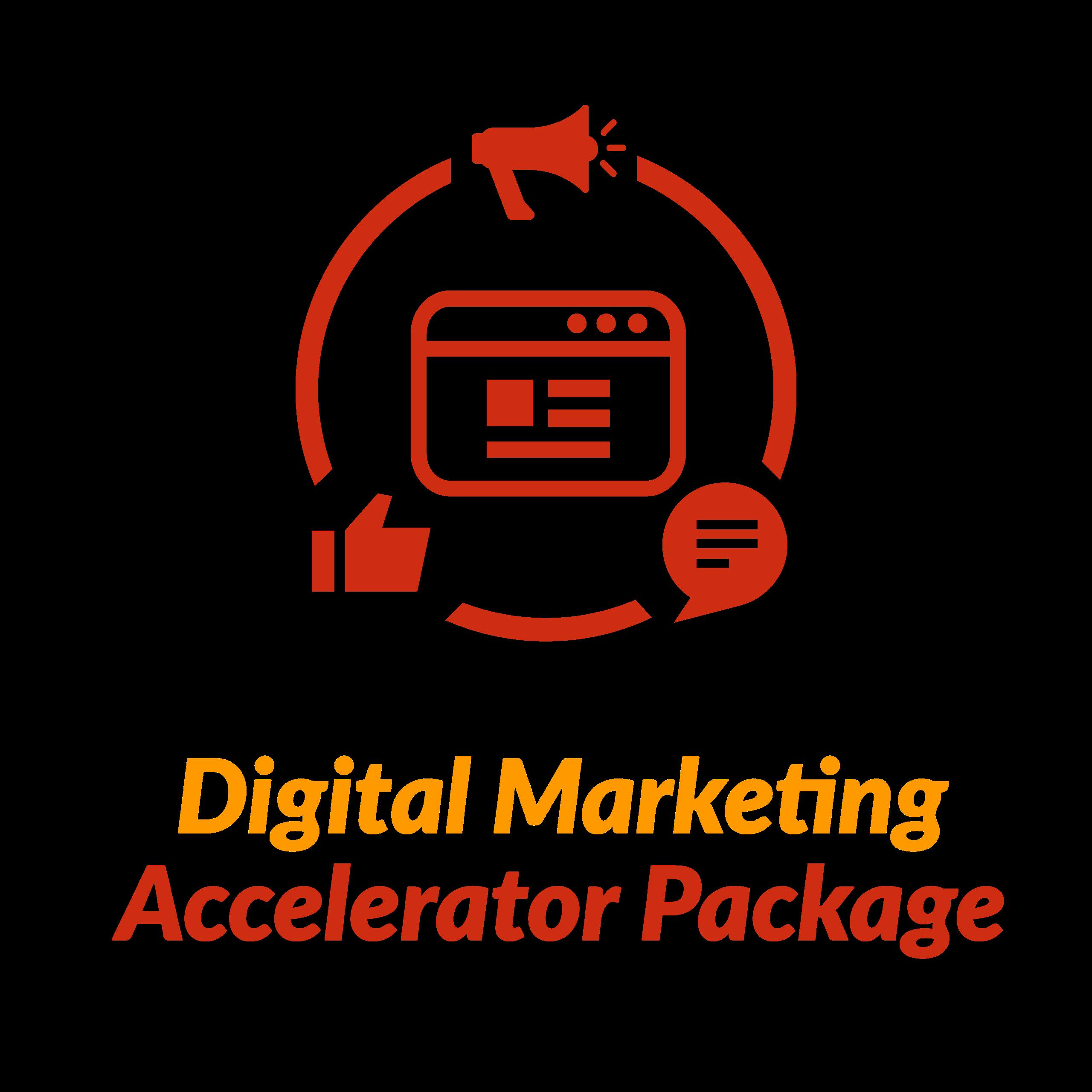 Digital Marketing Accelerator Package