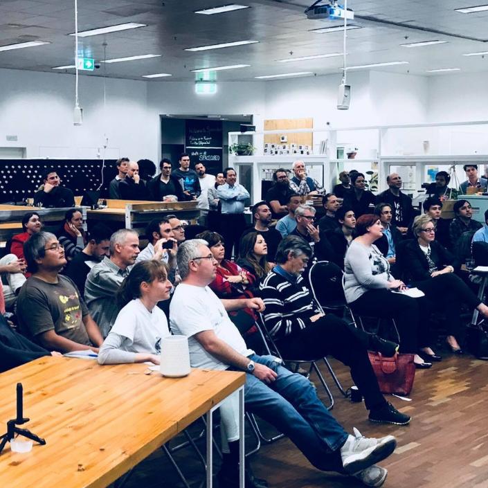 A Night of Tech Talks with JuniorDev