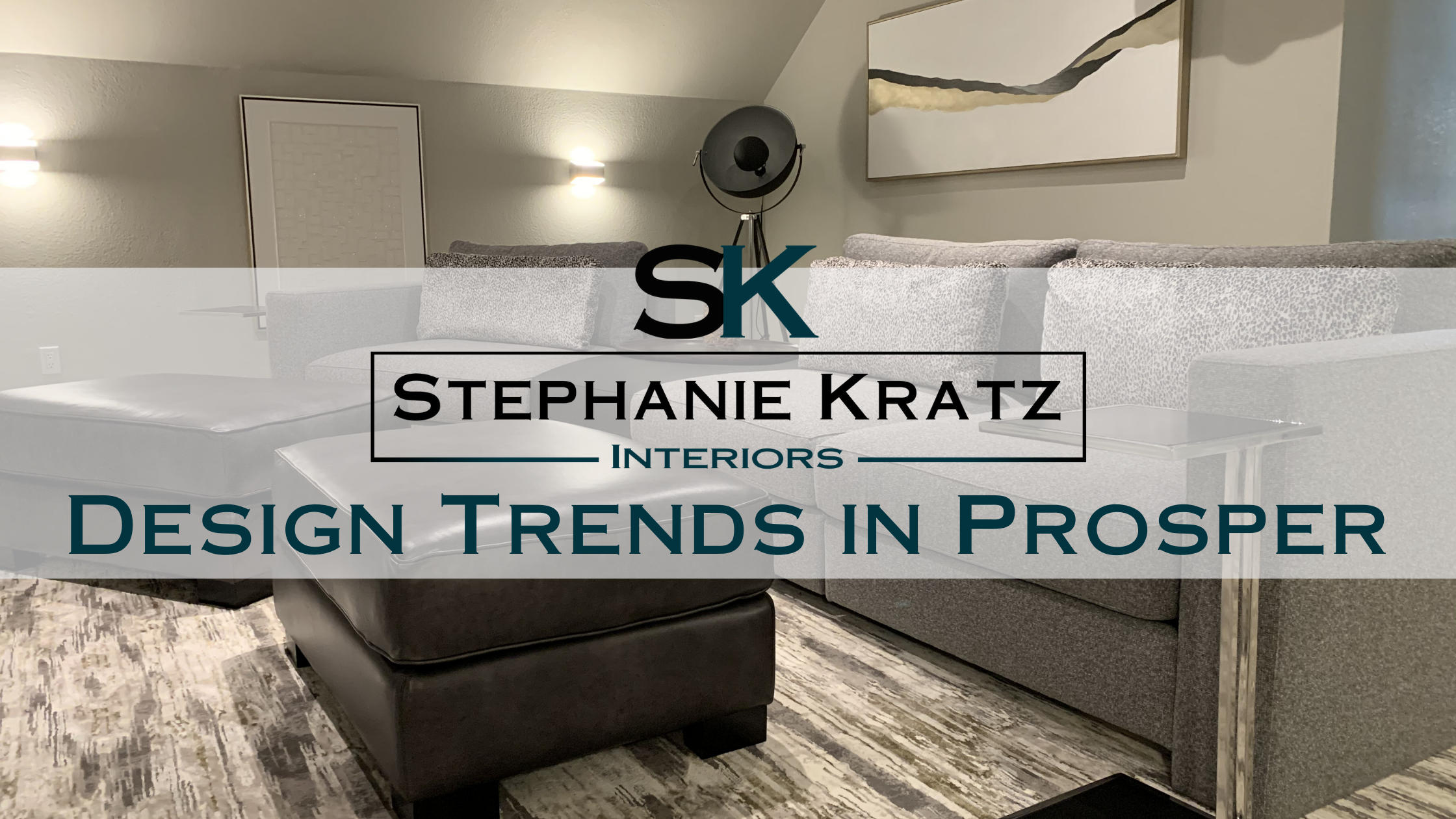 The Hottest Interior Design Trends You'll Be Seeing in Prosper, Texas in 2021