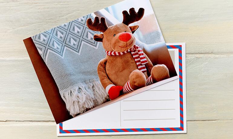 Cartes Postales Personalisées