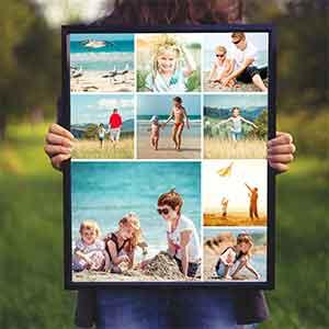 Collages avec modèles