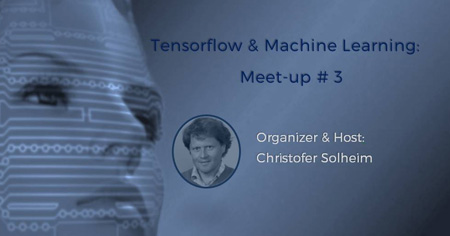 Sofia Tensorflow & Machine Learning Meetup