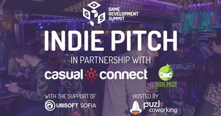 Game Development Summit: Indie Pitch