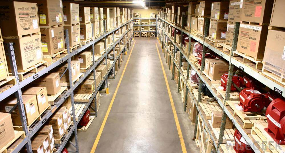 warehouse theft