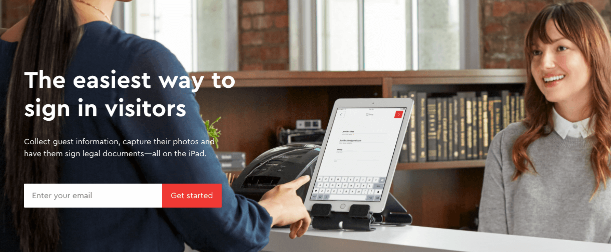 iPad-based Visitor Management Systems