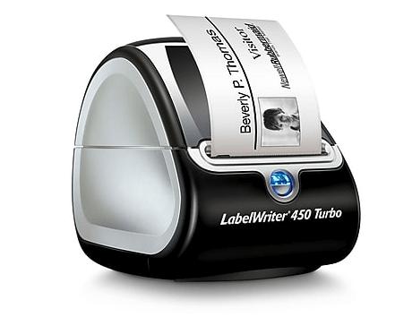 ID Badge Printer
