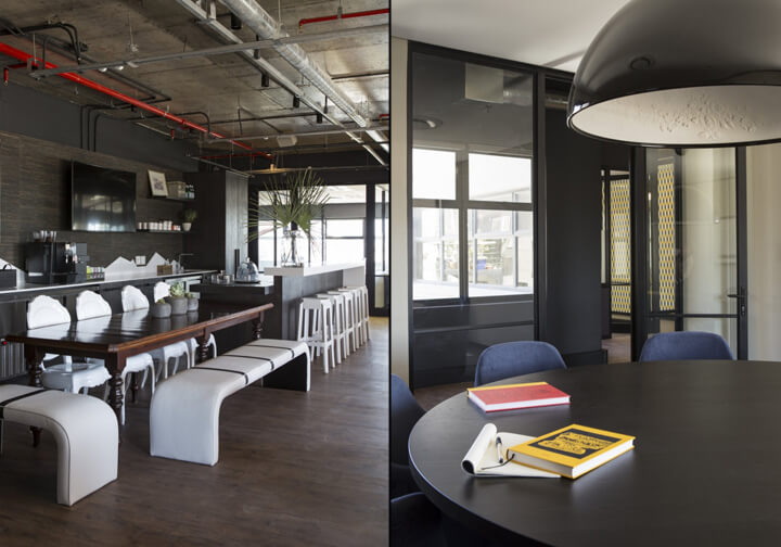Work and Co Interior Design Coworking Space