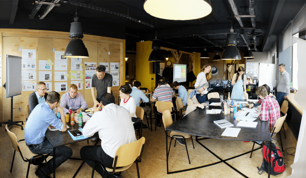In-Spiro Marketing Coworking Space
