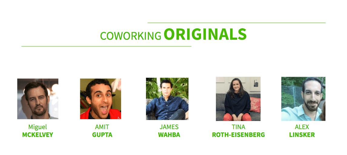 coworking originals