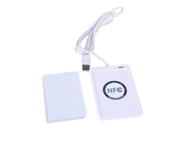 NFC reader / writer