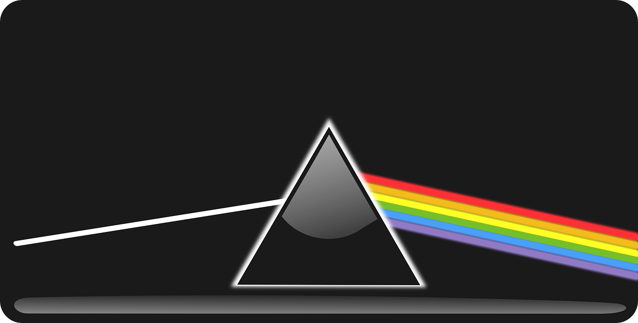 Prism refraction