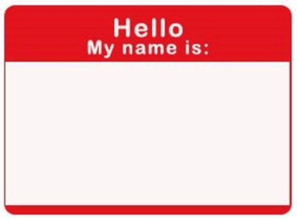Using Name Badge Templates for Production
