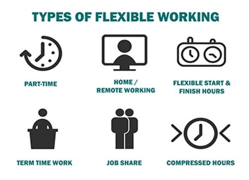 flexible hrs
