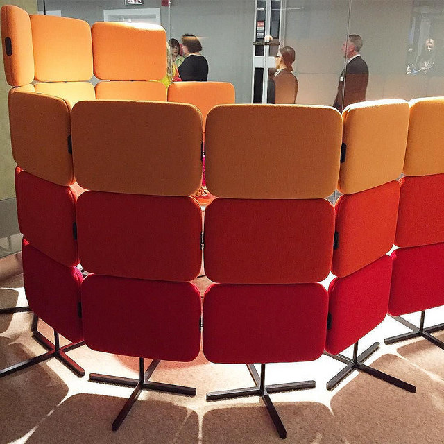 Modular acoustic panels