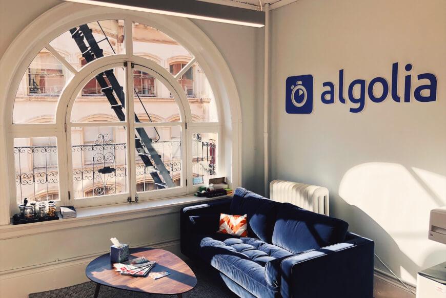 Algolia use case